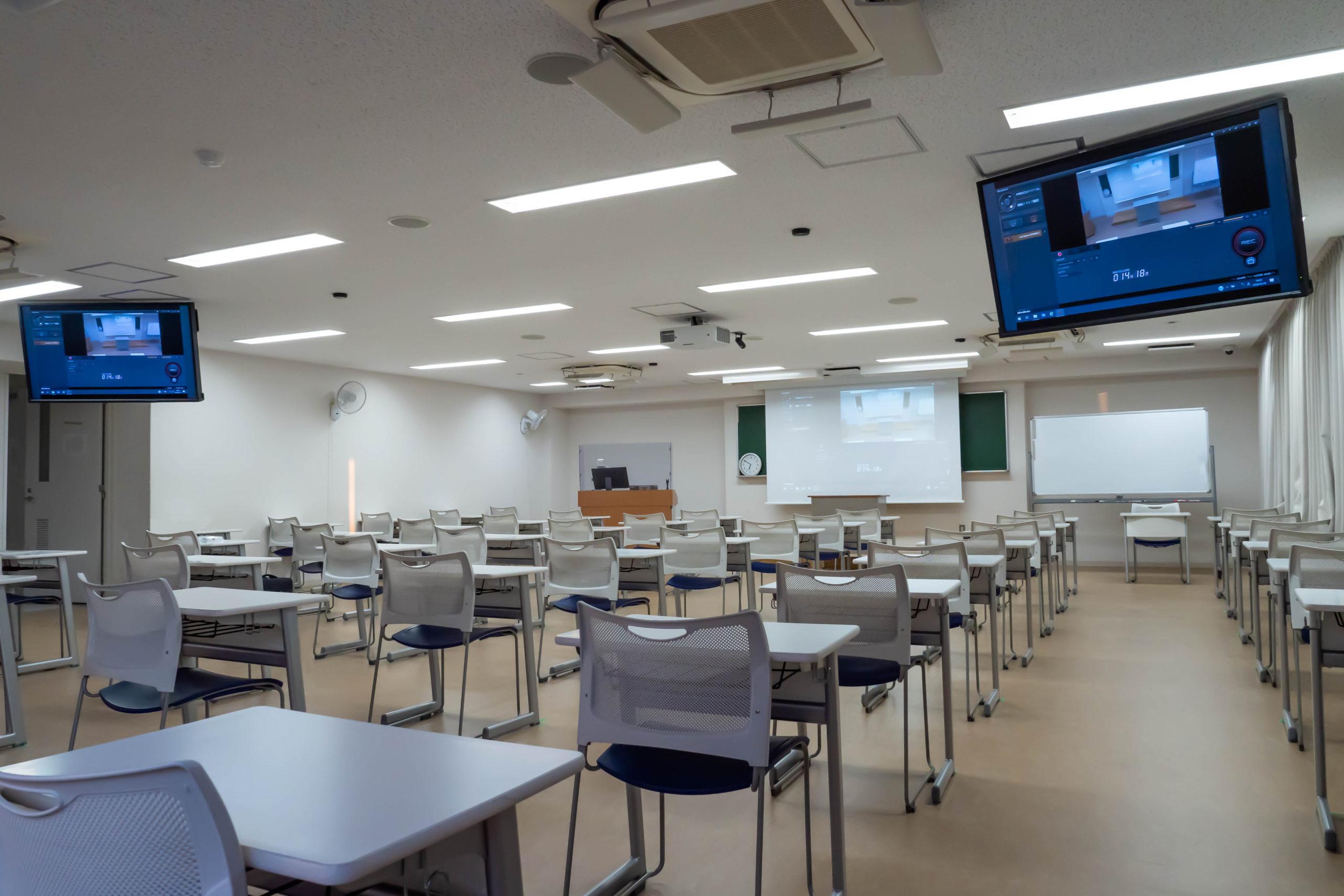 大阪歯科衛生士専門学校,ライブ配信システム