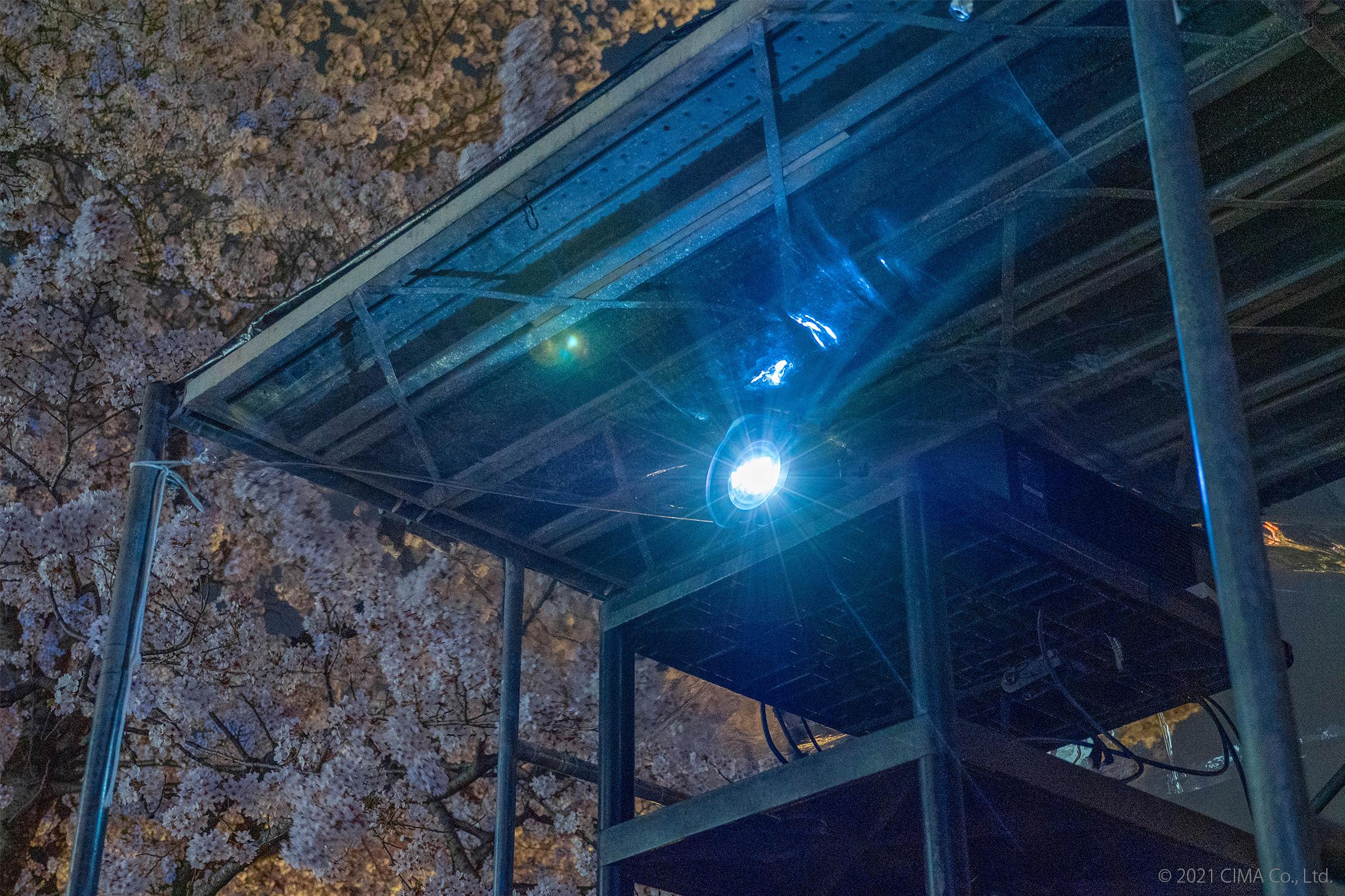 姫路城,レの渡櫓,PT-RZ970JLB,プロジェクションマッピング